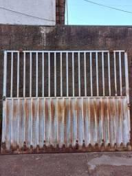 Portão usado