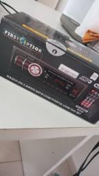 Auto radio importado completo com bt e controle #nf vendas 2021 j