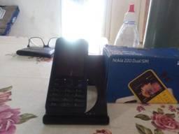 Celular simples Nokia