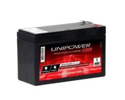 Bateria 12V 7A Unipower F187 OC