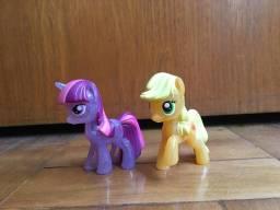 Kit brinquedos colecionáveis - My little poney