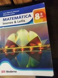 Livro Didático Matemátio Imenes & Lellis - Oitavo Ano