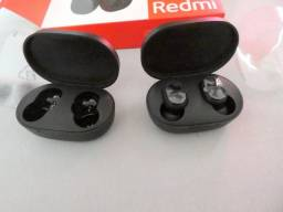 Fone de ouvido bluetooth Xiaomi Redmi Airdots 2 - ORIGINAL E LACRADO