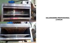 Salamandra profissional