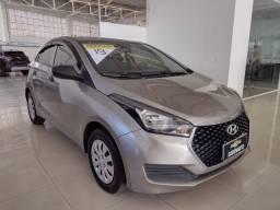 Carro Hyundai HB20 Unique 1.0 Ano 2019/2019 35.969 KM Rodados Único Dono!!!