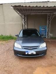 Honda Civic Sedan LX 1.7 com 120 mil km