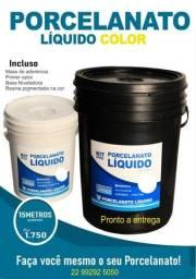 Porcelanato liquido Faça você mesmo !!!