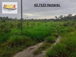 Fazenda com 62 Hectares à venda, município de Canutama/AM, a 60 km de Porto Velho-RO