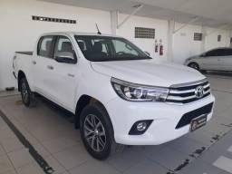 Toyota Hilux CD 2.8 SRX 4X4 Diesel Automática 2017/2018
