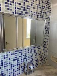 Espelheira de embutir para banheiro - Marca Cris Metal