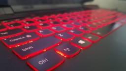 "Notebook Gamer Lenovo Y700 17"""