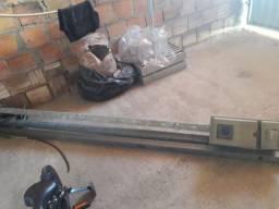 Vendo poste kit ferro de ferro