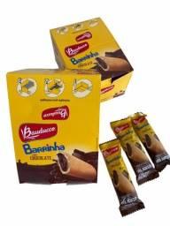 Barrinha de Chocolate Bauducco União Perfeita