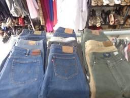 Calças de marca masculinas - Leiam o anuncio