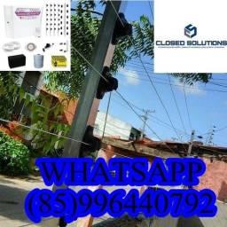 Cerca Elétrica industrial a partir de R$20,00$ instalada