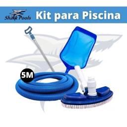 Kit de Aspiraçao - Para Piscinas