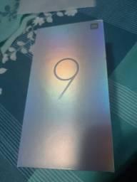 Xiaomi Mi9 6GB RAM 128GB ROM preto piano