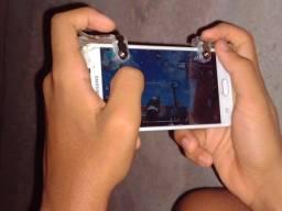 Gatilho de jogos para celular