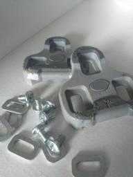 Taco Para Pedal Speed Look Keo Cinza 4.5° Float, Original<br><br>