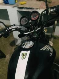 Honda Fan 125 Cg ES
