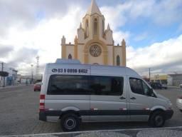 Van Sprinter para viagem e passeios