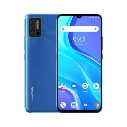 Smartphone Umidigi A7s 6.53 2gb 32gb 4150mah triplo Câmera Sensor Temperatura