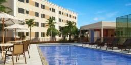 Apartamento 2 dormitórios com 42m2 para alugar em Jd. Balneário