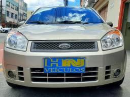 Ford fiesta hatch class 1.0 8v flex 4p prata ano 2008 raridade 67.000km rod ipva2020pgvist
