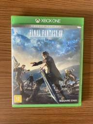 Final fantasy (Edição day one) - Xbox one