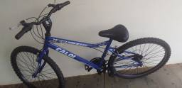 Bicicleta pouco uso $400