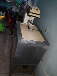 Máquina para sorvete e picolés
