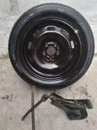 Kit step completo aro 15 pneu 195/55/15