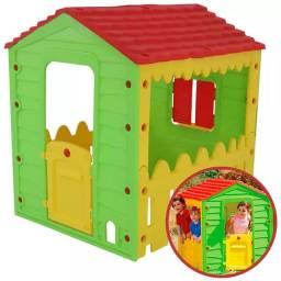 Casinha infantil de brinquedo Fazendinha