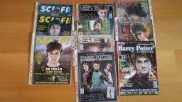Coleção com 10 Revistas sobre Harry Potter - Semi-novas, Itens de colecionador