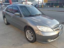 Honda Civic LX 2006 + GNV