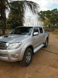 Hilux SRV Automática Diesel 4x4 2010 - 2010