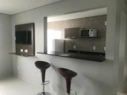 Apartamento em home service com mobília COMPLETA