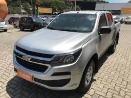 CHEVROLET S10 2017/2018 2.8 LS 4X4 CD 16V TURBO DIESEL 4P MANUAL - 2018