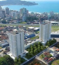 Em 72 vezes, apartamentos 02 quartos e 01 vaga no Tabuleiro dos Oliveiras, Itapema/SC