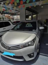 Corolla xei 2.0 2015 novíssimo - 2015
