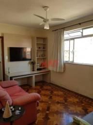 Apartamento com 2 dormitórios à venda, 68 m² - Embaré - Santos/SP