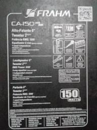 Caixa amplificada 150 watts só 250 reais