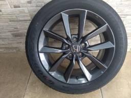 Rodas do New Civic 2020 zerada - sem rodar