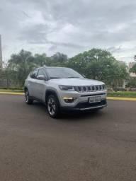 Jeep Compass Limited 2017/2017 IMPECÁVEL - 2017