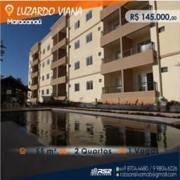 Apartamento Pronto para morar em Maracanaú