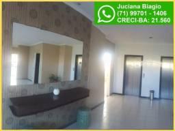 Apartamento 3 quartos (1 suíte), 66m², na (Av.Paralela)