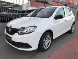 Renault sandero autentique flex 2017 - 2017