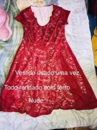 Lote Vestidos Tam. G