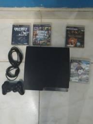 Playstation 3 slim completo