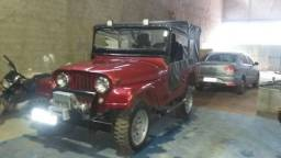 Vendo jeep willys 1966